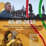 Presseerklärung zur angeblichen Entscheidung des Kreises Meinerzhagen, dem 23. Internationalen Kurdischen Kulturfestival eine Absage zu erteilen