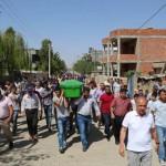 ŞIRNEX - Beerdigung von Cebbar Acar | Foto: DIHA