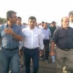 HDP-Delegation auf dem Weg nach Cizîr