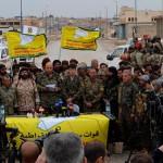 Erklärung der Demokratischen Kräfte Syriens (HSD) | Foto: ANF