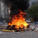 Barrikade in Amed | Foto: DIHA