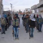 Zivilverteidigungseinheiten (YPS) in Nisêbîn gegründet