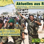 Veranstaltung: Aktuelles aus Rojava