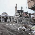 Sûr: Das zerstörte Stadtviertel von Amed