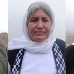 Êzidîsche Frauen des Camp Newroz, Rojava