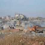 Wiederaufbau in Kobanê