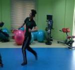Taekwondo im Rojin Frauenzentrum