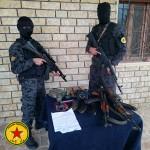 YAT (Yekîneyên Anti Teror – Anti-Terror Einheiten)