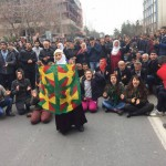 Solidarität mit Sûr, ein weiteres Cizîr muss verhindert werden