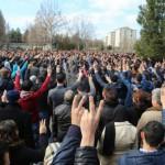 Demonstration in Amed   Foto: DIHA