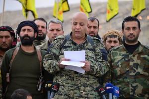 QSD unterstützt Waffenruhe in Syrien