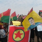 Demonstration in Shengal