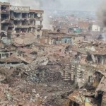 Das zerbombte Stadtviertel Sûr | Foto: DIHA