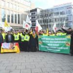 Besuchen und unterstützen Sie die Solidaritäts-Widerstandsmahnwachen in Straßburg