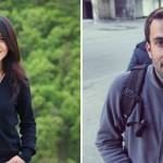 Meltem Oktay und Ûgûr Akgûl