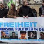 Fortgesetzte Verfolgung kurdischer Aktivisten: Weitere Anklagen und Festnahmen
