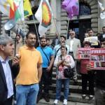 Freiheit für Hasan Dutar