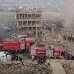 Polizeipräsidium und Wache der Sonderpolizei in Cizîr zerstört