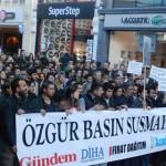 Amed: Kurdischsprachige Tageszeitung durchsucht