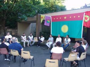 Hungerstreik in Strasbourg