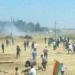 Türkische Armee verletzt Grenze zu Kobanê