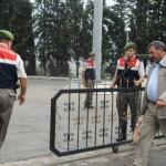 Mehmet Öcalan auf dem Weg nach Imralı