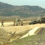 Türkische Armee in Nordsyrien