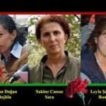 Prozessbeginn gegen Ömer G., angeklagt wegen Mordes an Sakine Cansiz, Fidan Dogan und Leyla Saylemez am 9. Januar 2013 in Paris