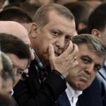 Erdogan & ehemalige Verbündete Abdullah Gul & Ahmet Davutoglu