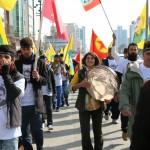Langer Marsch der Jugend in Südkurdistan hat begonnen