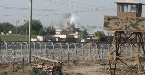 Grenze zu Rojava
