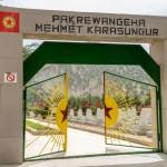"""Friedhof der Gefallenen """"Mehmet Karasungur"""""""