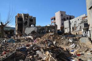 Cizîr, eine zerstörte Stadt