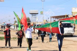 Solidaritätsdemo in Rojava