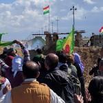 PDK-Kräfte eröffnen Feuer auf Demonstrierende