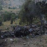 HPG erklärt Abschuss des Militärhubschraubers
