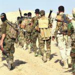 Die schiitische Miliz Heşdî El Şabî