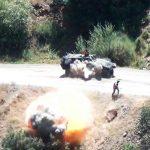Invasionsversuch der türkischen Armee gestoppt