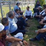 Amed: Mahnwache für den Widerstand eröffnet