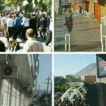 Proteste gegen die Ermordungen an Grenzhändlern halten an