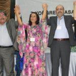 Şahoz Hesen und Ayşe Hiso als neue Vorsitzende der PYD gewählt