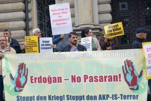 Prozessbeginn in Hamburg gegen türkischen Agenten