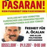 Dialog statt Verbot: Stellungnahme zu inakzeptablen Auflagen für Öcalan-Demonstration