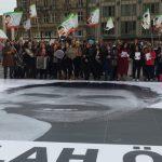 Aktionen für die Freiheit von Abdullah Öcalans in mehreren bundesdeutschen Städten
