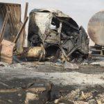 Patlamanın bilançosu tüyler ürpertiyor: En az 200 sivil öldü