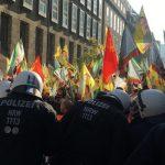 Frontalangriff auf Demonstrationsfreiheit: Ereignisse auf No-Pasaran!-Demo stehen für Eskalation der Kriminalisierungspolitik