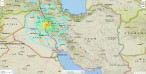Schweres Erdbeben in Ost- und Südkurdistan mit mehr als 300 Toten
