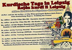 Kurdische Tage in Leipzig