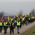 Langer Marsch, Februar 2017