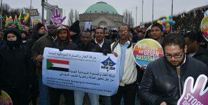 Demo gegen AfD in Hannover